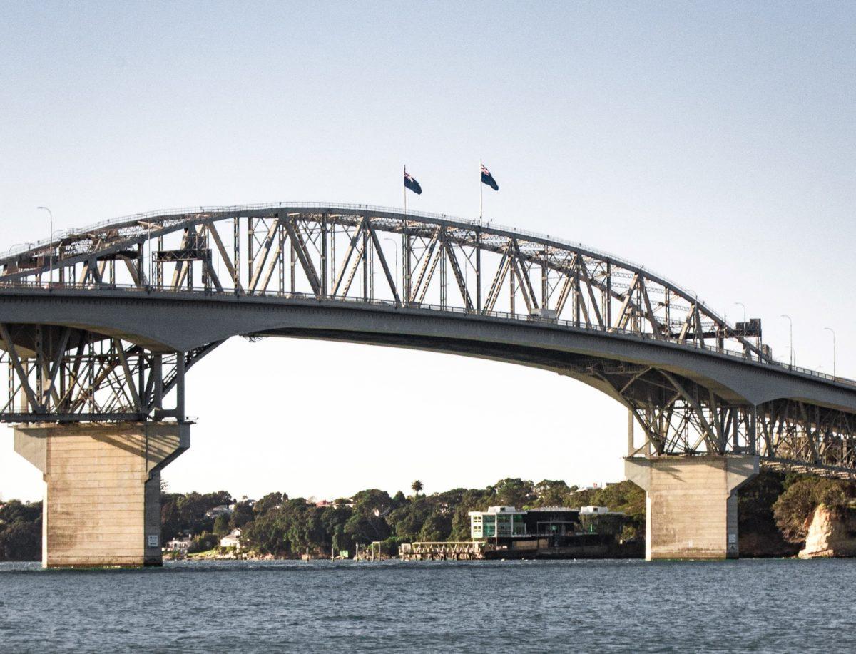 Auckland harbour bridge nz